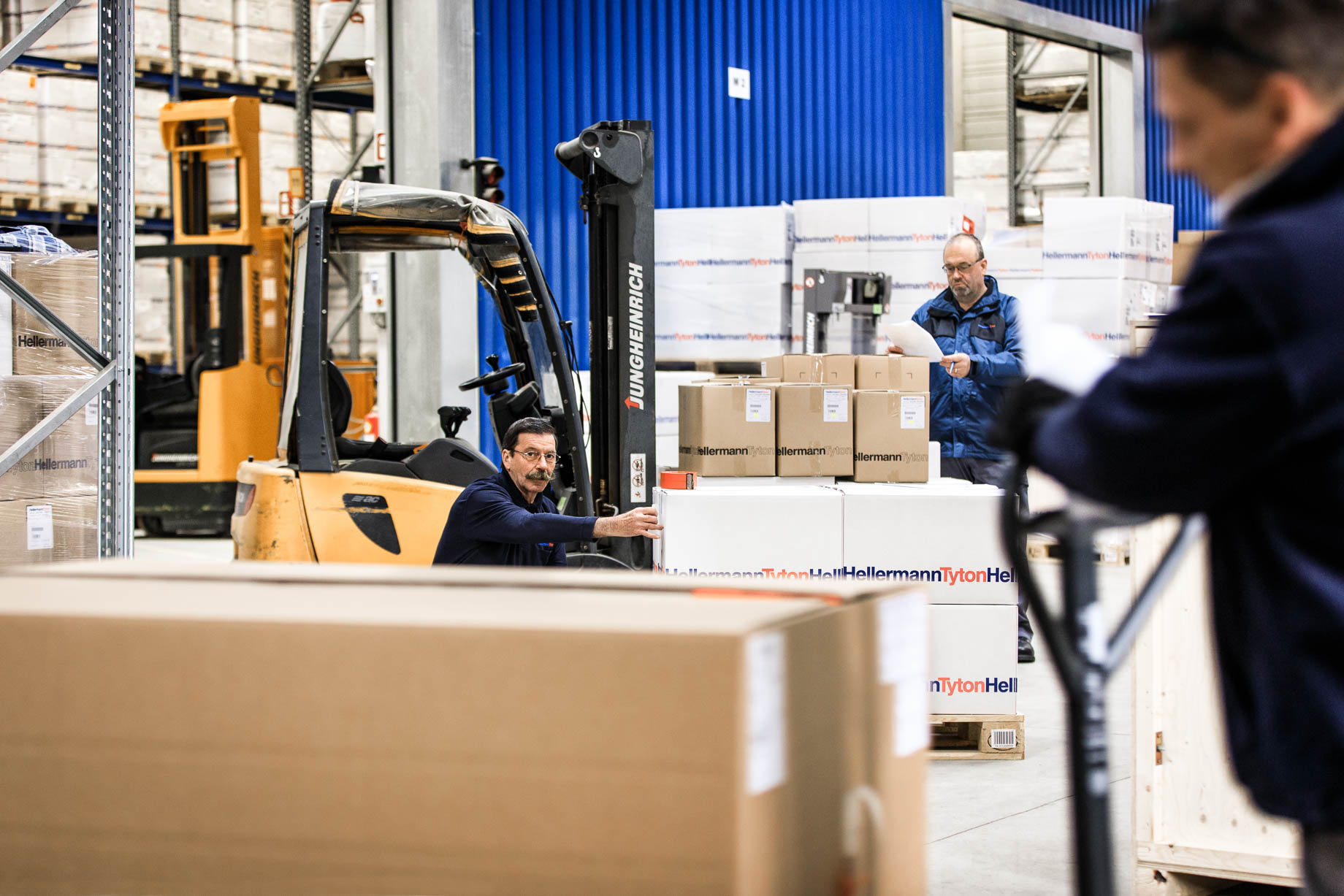 Logistik Corporate Portrait Industrie Fotograf Photo Simonis 4